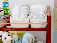 If you live in a small home or apartment, your closets and cabinets can quickly become filled to capacity. Free up some of that storage space by putting favorite items on display instead of hiding them away.
