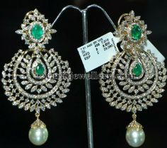 Tremendous Jhumkas and Hangings | Jewellery Designs
