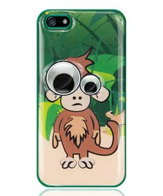 Monkey Snap-On Case for iPhone 5c #zulily #zulilyfinds