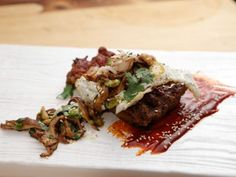 As seen on Beat Bobby Flay: Meatloaf with Kimchee and Spicy Glaze