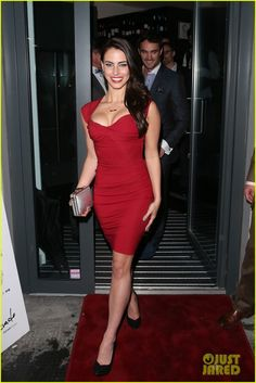 Thom Evans & Jessica Lowndes: Aston Martin Launch Party!