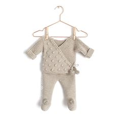 Click the image to get your Crochet Baby Kimono Sweater Pattern! Baby Leggings Pattern, Baby Cardigan Knitting Pattern Free, Crochet Baby Jacket, Baby Sweater Patterns, Baby Patterns, Sweater Knitting Patterns, Knitted Baby, Free Knitting, Baby Knits