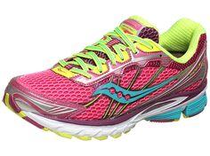 Saucony Ride 5 Women's Shoes Vizi Pink/Blue My new training shoes!!