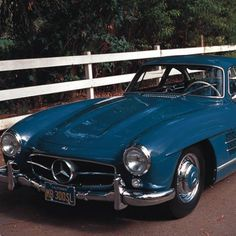 1956 Mercedes Benz  300SL Gullwing, Coupe at The Nethercutt Museum Sylmar, CA #Kids #Events