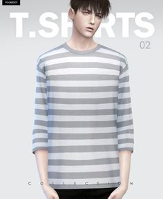 T-Shirts for Males