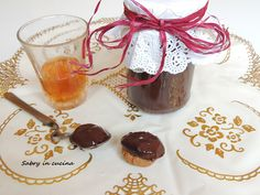 crema spalmabile fondente e rum Chocolate Fondue, Frosting, Smoothie, Food Porn, Desserts, Blog, Recipes, Cream, Canning