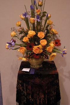 Beautiful Roses & Irisis