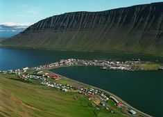 Ísafjörður is a town in the north west of Iceland, seat of Ísafjarðarbær municipality. With a population of about 2,600 Ísafjörður is the largest town in the peninsula of Vestfirðir (Westfjords). It is located on a spit of sand in the Skutulsfjörður fjord. Fishing has been the main industry in Ísafjörður, and the town has one of the largest fisheries in Iceland.A severe decline in the fishing industry, for a variety of reasons such as political fishing restrictions in the early 80s and a…