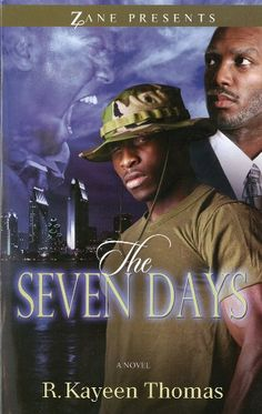 The Seven Days: A Novel (Zane Presents) by R. Kayeen Thomas