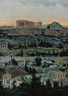 The Acropolis, Athens - Greece