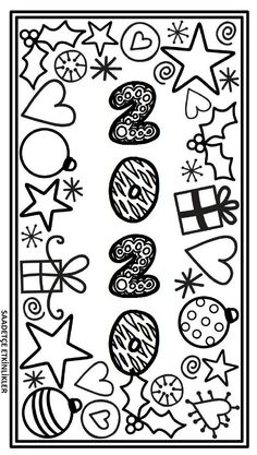 Snowman Ringtones for iPhone Cute Coloring Pages, Adult Coloring Pages, Coloring Books, January Crafts, Paper Christmas Ornaments, New Years Activities, Halloween Math, Diy Crafts To Do, Winter Crafts For Kids