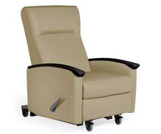 La Z Boy Harmony Transfer Recliner Chair with Removable Arm