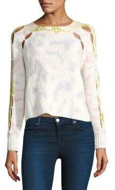 Zoe Jordan Connor Tie Dye Sweater
