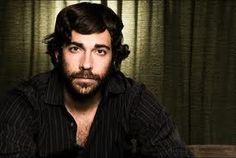 Zachary Levi, with beard