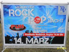510. - Plakat in Stockach. / 15.03.2015./