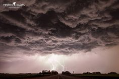 Thunderstorm July 31st, Red Deer, Alberta. Photo by Ronnie Rabena Photography.