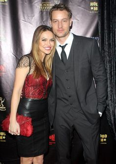Chrishell Stause and Justin Hartley #days #dool #daysofourlives #YR #youngandrestless #YOUNGANDTHERESTLESS #DaytimeEmmys