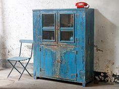 Vintage Storage Wardrobe