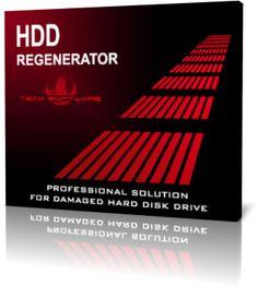 HDD Regenerator v1.71 full [8.23 Mb] [Repara daños en tu dis - CineFire.Tk