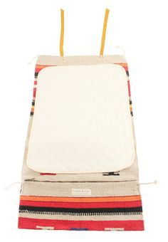 The Yucca Baby Changing Mat - Pueblo super easy to make