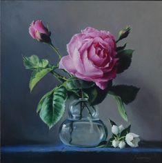 Pieter Wagemans Belgian artist - Art Gallery Kompaen Lisse Holland