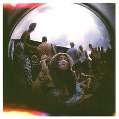 music festivals, circles of friends, & bubbles! #campbisco
