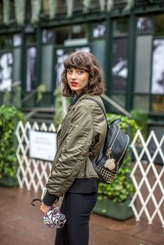 The best fall outfit ideas to take from this week's street style scene at Stockholm Fashion Week: