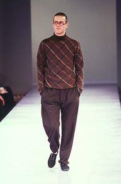 Ryan's clothes  Comme des Gar�ons - Men Fall / Winter 1997 Rei Kawakubo, City Boy, Books For Boys, Queen, Fall Winter, Honey, Normcore, Image, Clothes