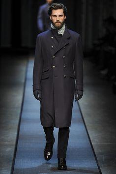 canali napoleon military coat