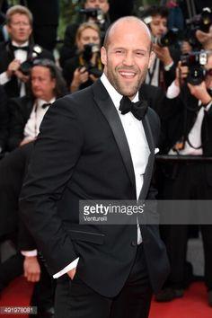 Photo d'actualité : Jason Statham attends 'Expendables 3' Premiere at...
