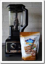 Making Almond Butter in the Ninja Ultima Blender |