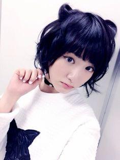 phorbidden:  nnnnnn-nanasemaru—-i-love-you.tumblr.com/post/73943649920 生駒里奈