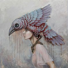 Art / painting by Lisa Lach-Nielsen