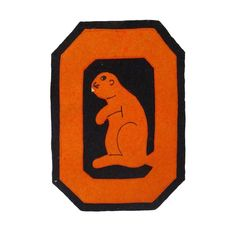 #sportpatch #patch #letterman  #varsity #varsityletter #americana #champs #school #team #sports #vintage #antique #design #graphic #illustration #felt #chenille #singleneedle #chainstitch #champions #america #mascot #illustration #character #nostalgia #typography #lettermanpatch #beaver