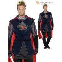 Men's King Arthur Costume - Stag Party