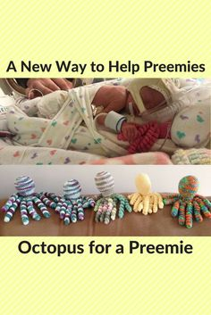 How to Help Preemies: a Promising New Project - Knitting for Charity   Crochet for charity | Charity crochet for preemies