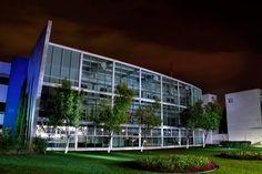 Edificio de Negocios, Humanidades y Ciencias Sociales del Tec de Monterrey Campus Querétaro