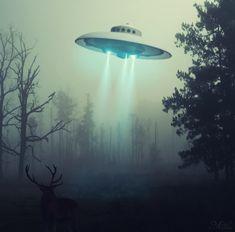 Flying saucer by mmirkovic on DeviantArt
