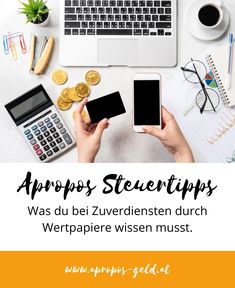 #aproposgeld #apropossteuertipps #steuern #wertpapiere #aktien Blog, Investing, Helpful Tips, Knowledge