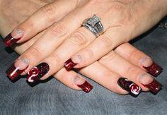 Nail Art Photo Gallery - Nail Arts Images - Nail Arts Pics to find nail arts images,nail arts photo gallery,nail arts pics,nail arts @ http://heartjohn.com/