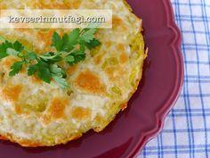 Fırında Yumurtalı Patates Tarifi