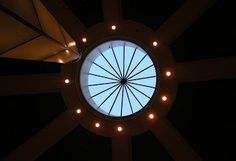 The Mathematical Tourist: Numerology of Dome Skylights
