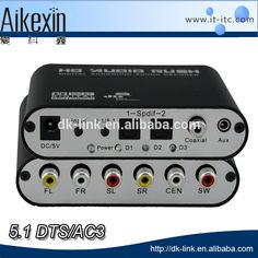 Check out this product on Alibaba.com App:Digital Dol-by DTS/ AC-3 Optical SPDIF to Analog Audio Gear Sound 5.1 Audio Gear Digital Sound Decoder Converter https://m.alibaba.com/ZZVjMv