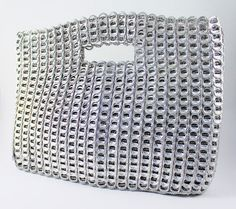 Soda Pop Tab HANDBAG Charmosa by recyclarte on Etsy, $150.00