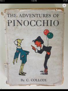 The Adventures of Pinocchio 1934