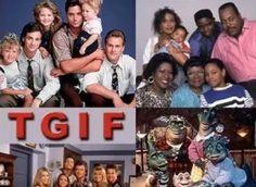 ABC TGIF - amazing line up of shows!!!