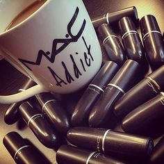 DIY. Get a mug from the dollar tree, and a sharpie and ba-bam! Let it bake in the oven and ba-bam....instant Mac mug