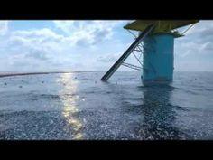 The Ocean Cleanup - Feasibility Study. 18-jarige komt met oplossing voor groot milieuprobleem: de plastic soep opruimen.