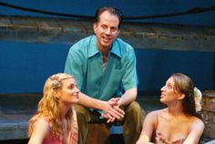 Katie Nehra, Danny Mastrogiorgio, and Melissa Paladino inSailor's Song(Photo © Carol Rosegg)