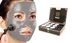 Prezzi e Sconti: #1 o 2 maschere peel-off magnetiche  ad Euro 14.99 in #Groupon #Shopping